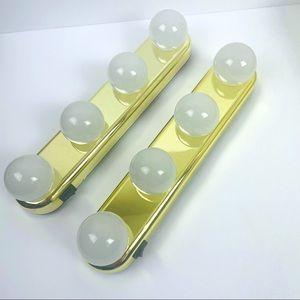 Two vanity mirror lights! Brand new!